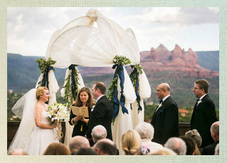 Wedding Venue Agave of Sedona Arizona