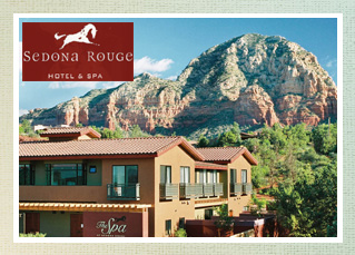 Weddings at the Sedona Rouge Hotel and Spa ~ Sedona Wedding Studio