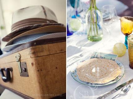 vineyard wedding desgined by margaret vandamme