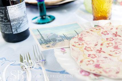 wedding designed by margaret vandamme