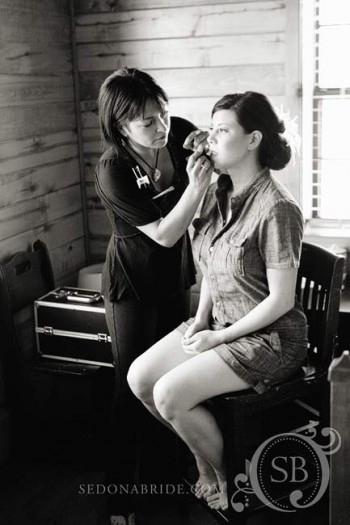 Sedona Wedding Make Up Artist