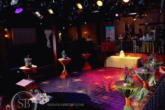 kerr cultural center wedding industry party