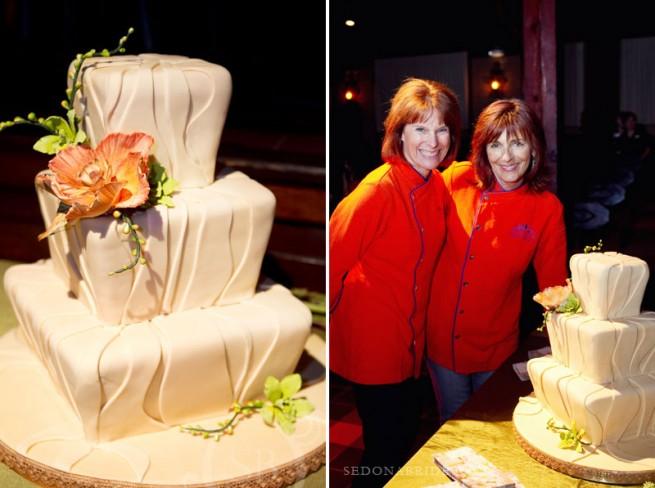 sedona cake couture - andrea carusetta and debbie weinkauf