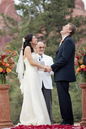 Sedona Wedding Officiant