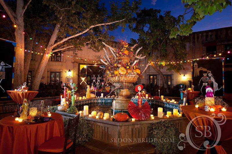 Tlaquepaque Celebrates Dia de los Muertos - Sedona Wedding Studio ...