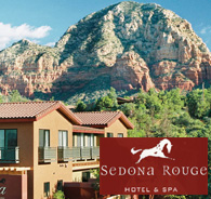 Sedona Rouge Resort and Spa ~ Weddings