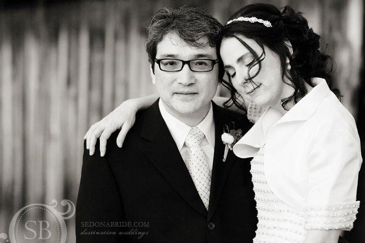Sedona Wedding Elopement