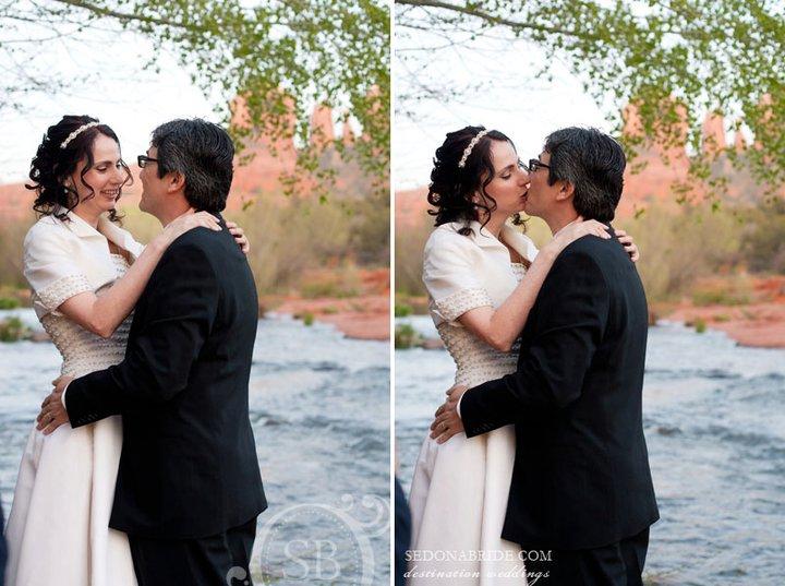 The Sedona Wedding Is Complete