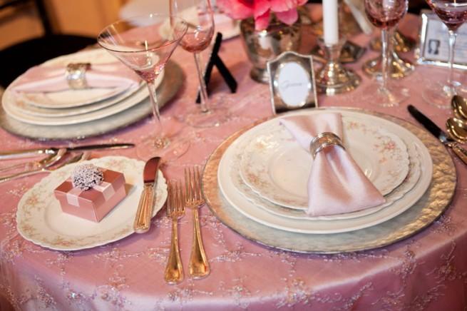 Sedona Wedding Studio table