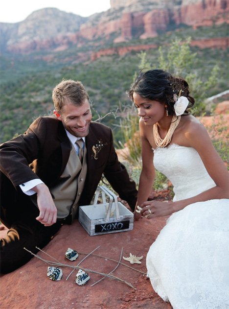 Phoenix Bride and Groom