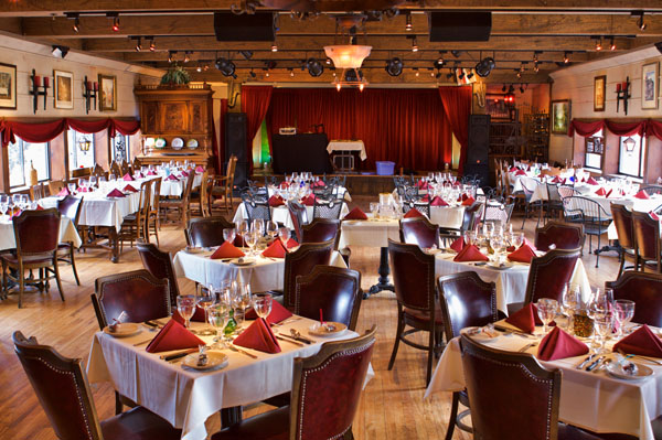 Relics Restaurant Lounge offers classicstyle and multiple dining rooms in