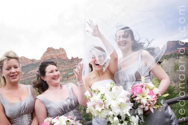 Sedona Bride