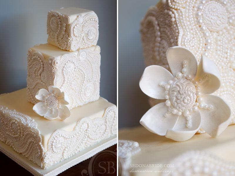 Grace Ormonde Pearl Cake
