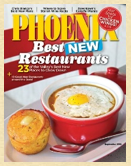 Phoenix Magazine Best New Restaurants 2011