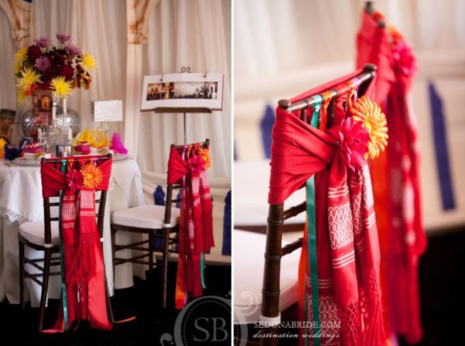 Boda estilo mexicano foro manualidades para bodas for Sillas para quinceaneras decoradas
