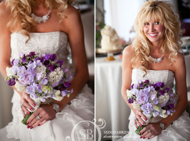 Candace Walters of Victorian Cowgirl designer of beautiful couture wedding
