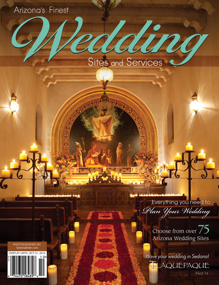 Sedona Wedding Locations: Tlaquepaque Arts and Crafts Village