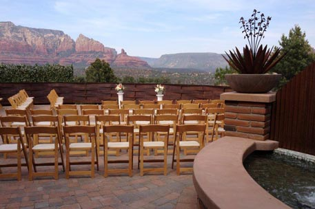 Agave of Sedona ~ Arizona Wedding Venue