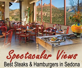We Are So Pleased To Represent This Fine Property Conveniently Located In Gorgeous Uptown Sedona Open Range Has Floor Ceiling Red