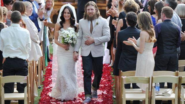 Total Divas Wedding