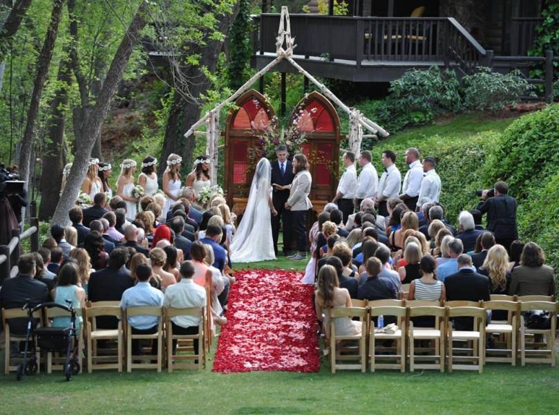 Totol Divas Wedding