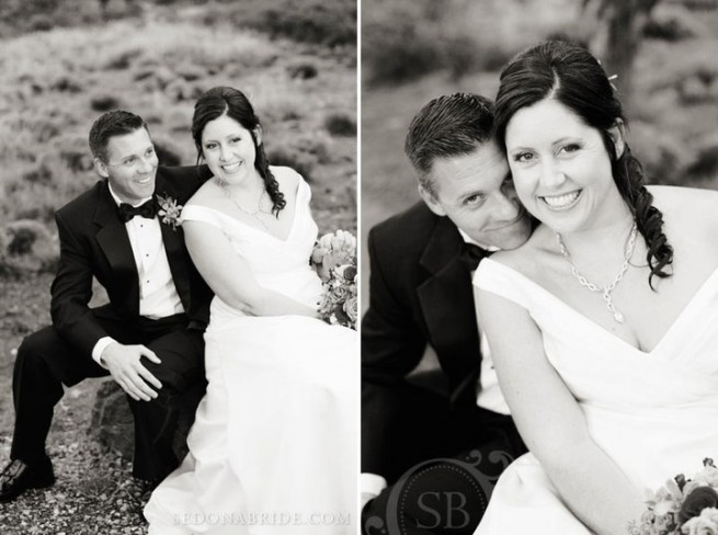 Allison and Brent's Annivesary Sedona Wedding Weekend photography